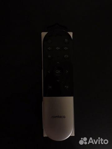 Пульт Rombica для Android TV