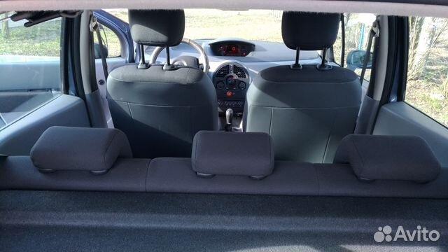 Renault Modus, 2007 89114811952 купить 6