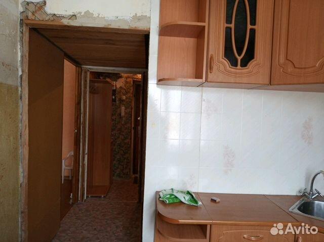 3-к квартира, 44 м², 3/5 эт. 89065298055 купить 3