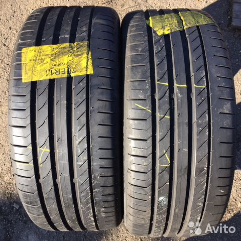 89211101675 225/40 R18 Continental ContiSportContact 5