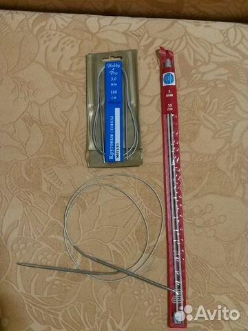 набор 3 видов спиц для вязания цена за все 3 купить в белгородской