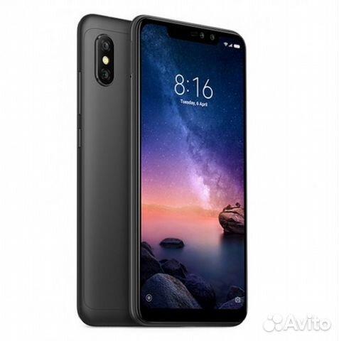 47c220641a8 Xiaomi Redmi Note 6 Pro 32Gb купить в Санкт-Петербурге на Avito ...