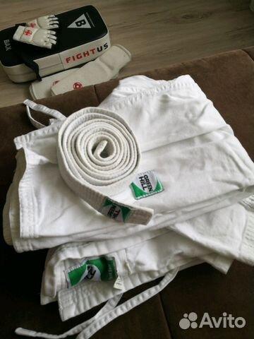 Макивара + костюм для карате 89042480305 купить 6