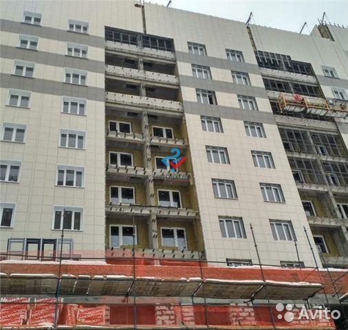 Продается двухкомнатная квартира за 5 000 000 рублей. г Казань, ул Академика Губкина, д 37Б.
