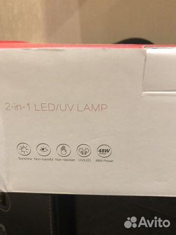 Лампа для ногтей Sun 89103353257 купить 5