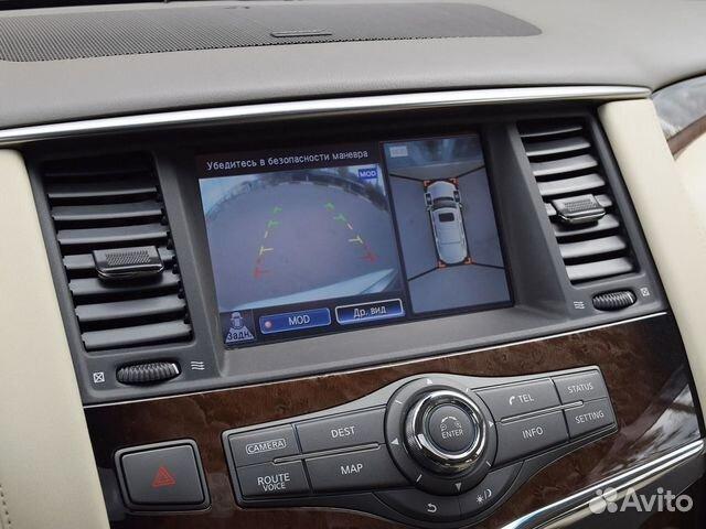 Купить Infiniti QX80 пробег 87 150.00 км 2014 год выпуска