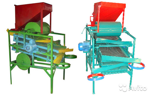 Зернодробилка, веялка- калибратор 89780274088 купить 1