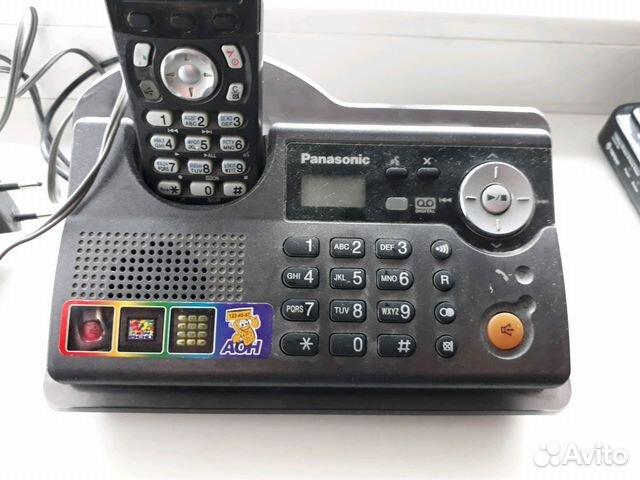 Телефон Panasonik KX-TCD345RU 89528820482 купить 1