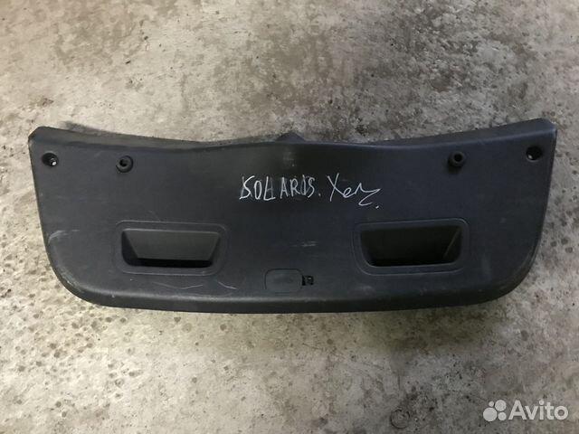 89226688886 Обшивка двери/крышки багажника (Hyundai Solaris)