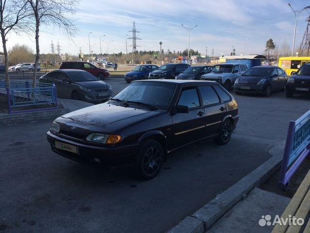 Купить ВАЗ (LADA) 2114 Samara пробег 67 500.00 км 2012 год выпуска