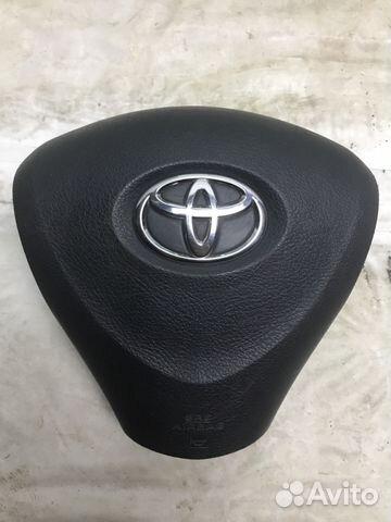Toyota Corolla E15 150 подушка в руль  89505637848 купить 1