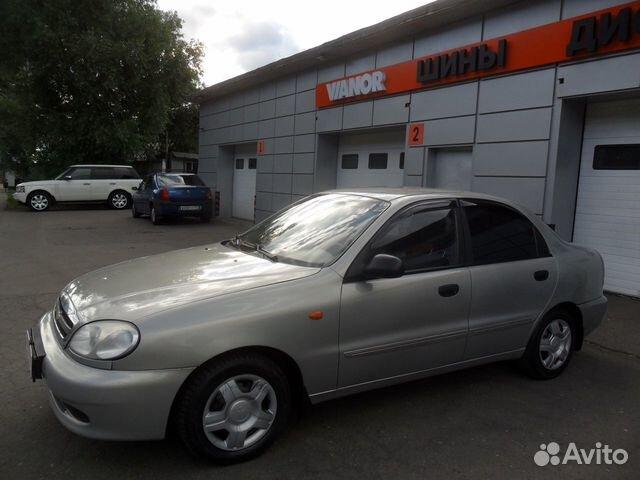 Купить Chevrolet Lanos пробег 102 000.00 км 2007 год выпуска