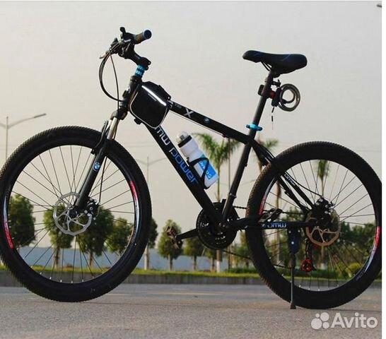 89527559801 Новый велосипед
