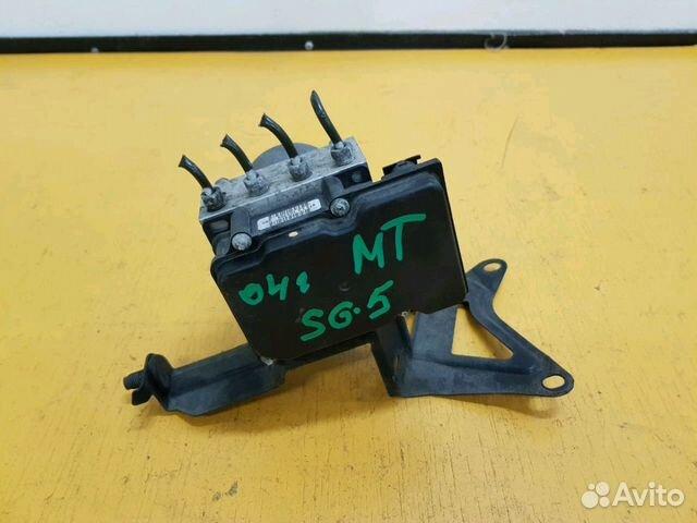 89625003353 Блок абс Subaru Forester, SG5, EJ20