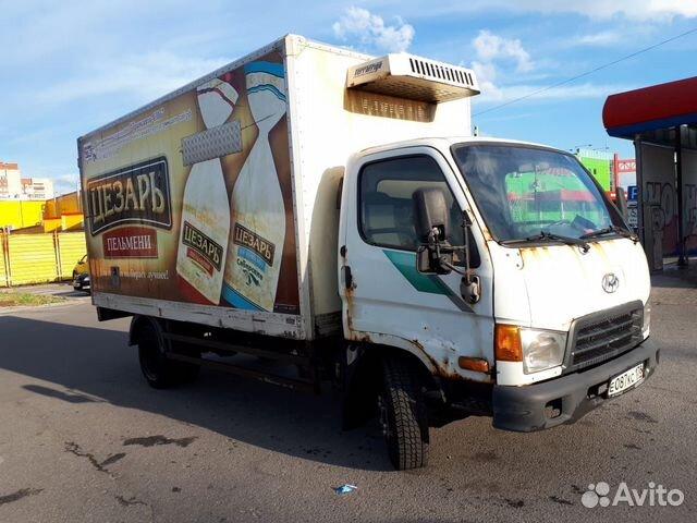 4fbf6fb51d24a Hyundai hd78 Хундай хд78 рефрижератор купить в Санкт-Петербурге на ...