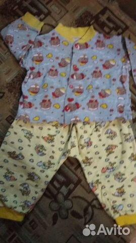 Детские пижамы 89144627326 купить 1