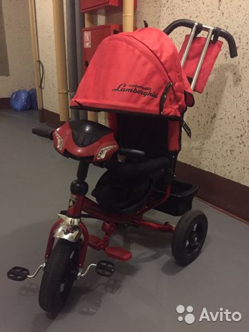 Велосипед Детский Lamborghini 89219315125 купить 1