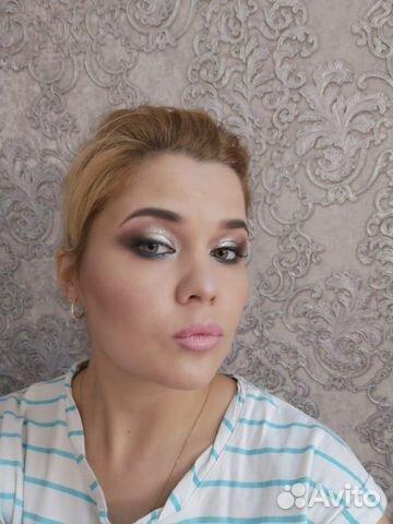 Визажист, макияж в студии или на выезде 89501324610 купить 9
