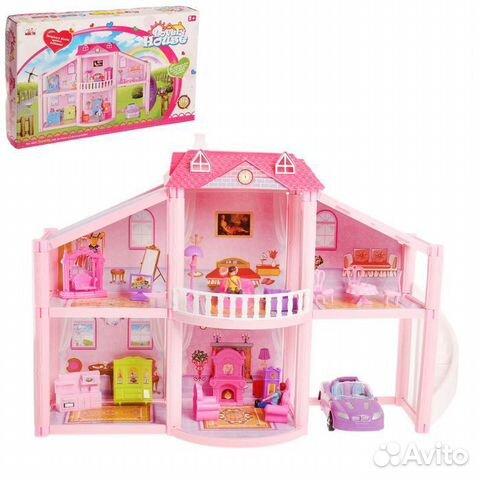 84942303606  Коляски, кухни, домики для кукол в ассортименте