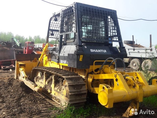 Бульдозер shantui SD 16 новый  89140607433 купить 2