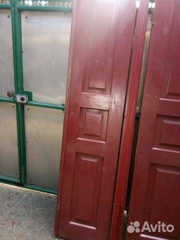 Дверь двухстворчатая купить 3