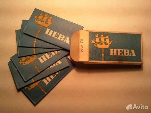 89115661709  Neva -blade of the USSR
