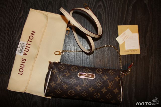 0c1380b43bd9 Клатч Louis Vuitton Eva Monogram M95567 | Festima.Ru - Мониторинг ...