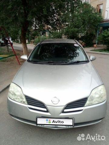 Nissan Primera, 2001  89880501576 купить 7