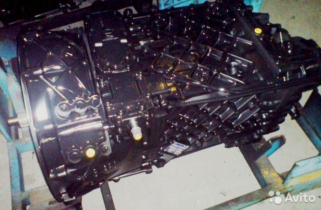 Кпп zf 16s151 ремонт своими руками видео