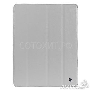 Чехол iPad Air Jison Case Smart Leather Case Grey— фотография №1