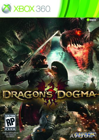 Dragons Dogma - на Xbox 360— фотография №1