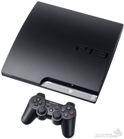 Sony PS3 250gb slim. Кредит— фотография №1