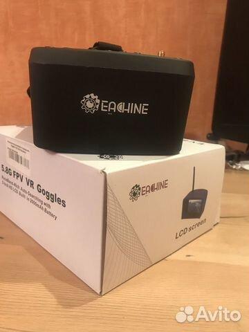 Видеошлем Eachine EV800 5 800x480 FPV Goggles 5.8 89529560318 купить 1