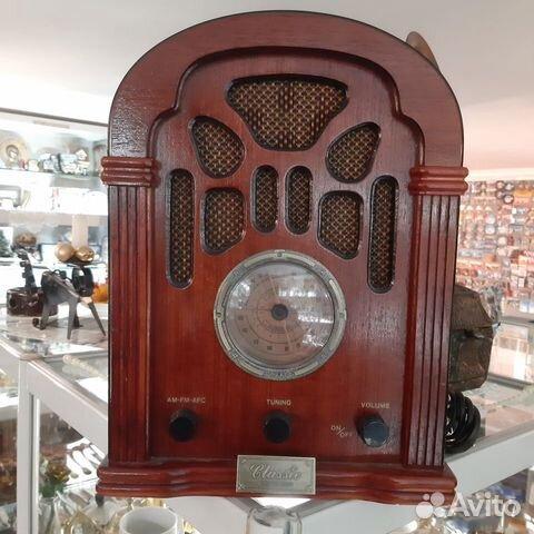 Ретро радиоприемник  89009915993 купить 1