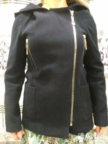 Пальто-пиджак весна 89235176621 купить 1