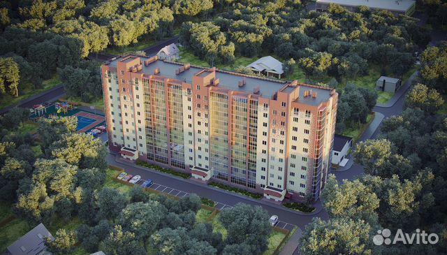 3-к квартира, 82.3 м², 9/10 эт. 89610265232 купить 1