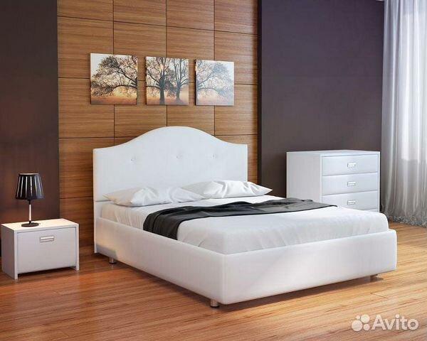Кровать двуспальная в ассортименте)