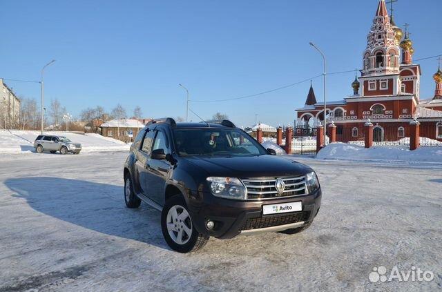 Renault Duster, 2014 89129705541 купить 1