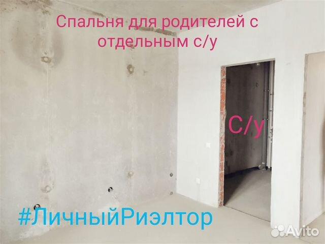 3-к квартира, 99.7 м², 17/25 эт. 89521271460 купить 8