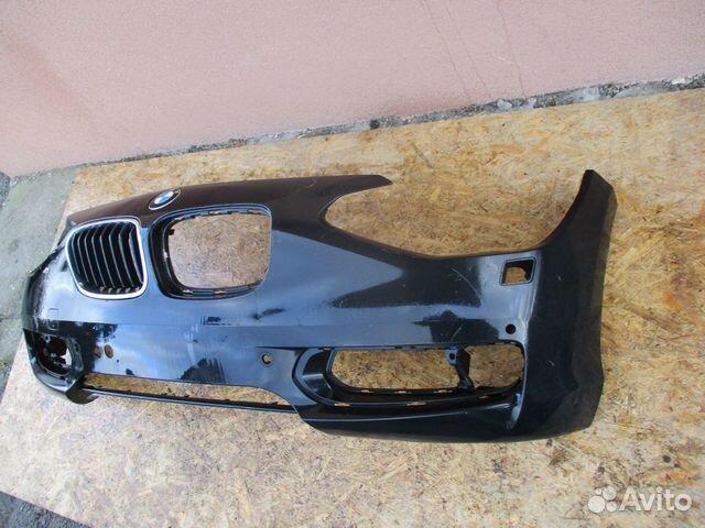 Бампер передний бмв1 Ф20 BMW1 F20  89013900028 купить 2