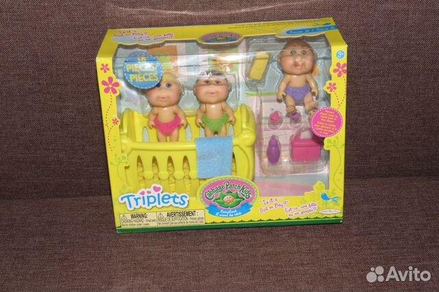 Коллекционные куклы Cabbage Patch купить 6