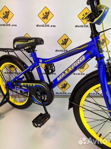 Детский велосипед 18 дюйма  89378221189 купить 2