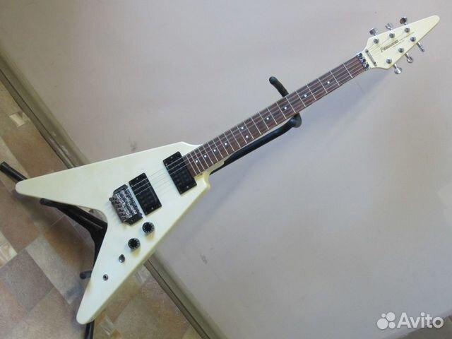 89025069832 Электрогитара Fernandes BSV-60 (1985-1987 Japan)