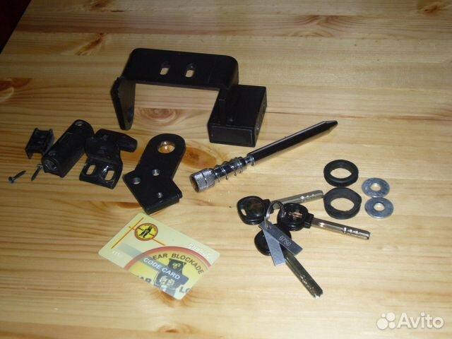 Блокиратор на кпп bear-lock на ваз 2110-2112  89199013204 купить 1