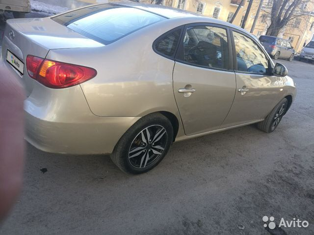 Hyundai Elantra, 2008 купить 3