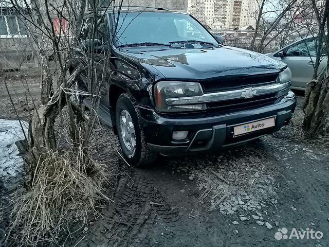 89530392252 Chevrolet TrailBlazer, 2003