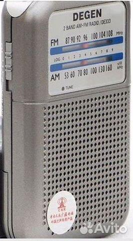 Радиоприемник Degen de-333 купить 6