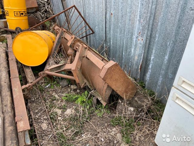 Щетка для трактора купить 2