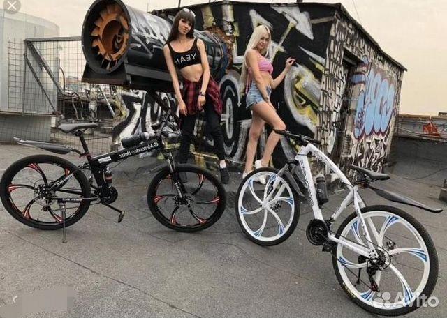 Велосипеды на литых дисках 89043832170 купить 1