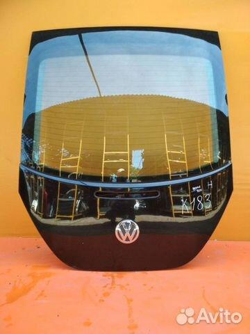 84732022776 Дверь багажника со стеклом Volkswagen New Beetle 1